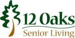 12 Oaks Senior Living logo