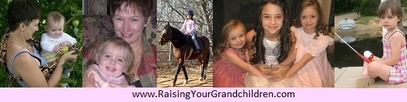 Grandaparents Raising Grandchildren Blog
