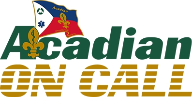 Acadian On Call In Home Medical Alert System - Fall Detection