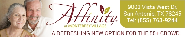 Affinity at Monterrey Village - San Antonio 55+ Senior LIving