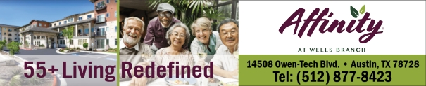 Affinity at Wells Branch - Austin 55+ Senior Living