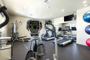Affinity at Wells Branch 55+ - Fitness Center