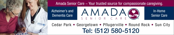 Senior Home Care Cedar Park, Georgetown, Pflugerville, Round Rock, Sun City TX