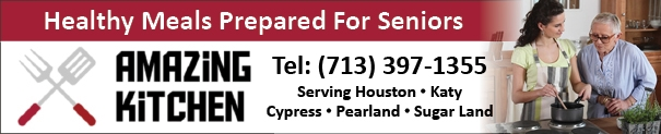 Healthy Eating, Chefs for Seniors Cypress, Houston, Katy, Pearland, Sugar Land