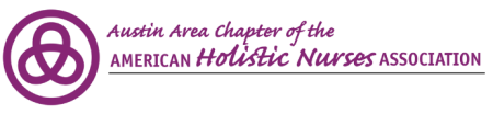 The American Holistic Nursing Association Austin TX Chapter - Logo
