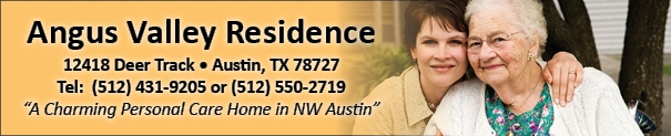Angus Valley Residence - An Austin Assisted Living and Personal Care Home