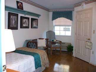 Arden Courts Alzheimer's Assisted Living in Austin, Texas - Model Apartment