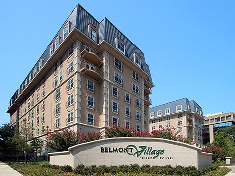 Belmont Village Turtle Creek, Dallas Senior Living and Continuing Care Community