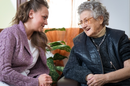 Caregiving to the Elderly