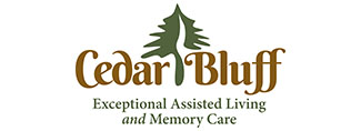 Cedar Bluff Assisted Living and Memory Care Logo