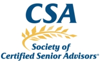 Member, Certified Senior Advisor (CSA)