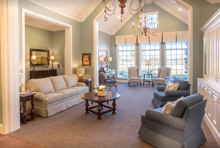 Living Area - The Cottages at Chapel Creek Frisco