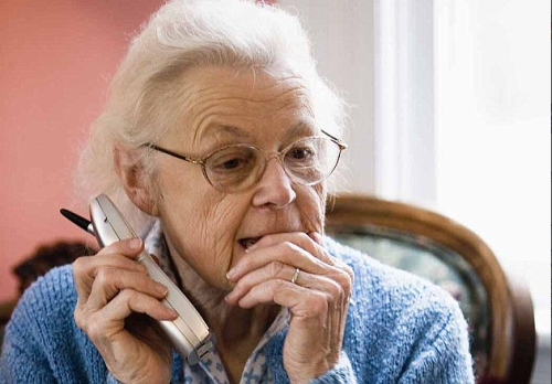 Is Your Elderly Loved One Being Scammed?