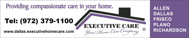 Executive Care Dallas In Home Senior Care - Allen, Frisco, Plano, Richardson