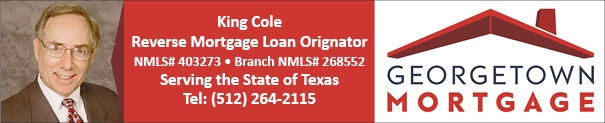 Georgetown Mortgage - Your Texas Reverse Mortgage Specialist