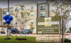 Harris Branch Affordable 55+ Senior Apartments - North Austin