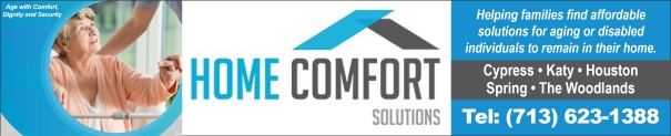 Elderly and Disabled Home Modifications Houston Area. Home Comfort Solution.