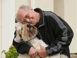 Importance of pets for the elderly
