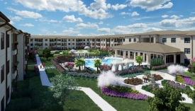 Ivy Point Kingwood Luxury Apartment Living for Active Adults 55+