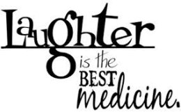 laughter is the best medicine quote