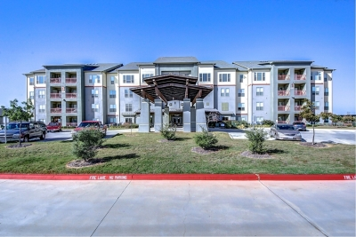 adult living leander Active community