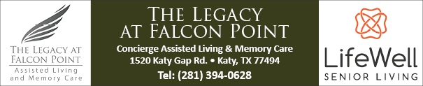 The Legacy at Falcon Point Assisted Living and Memory Care.