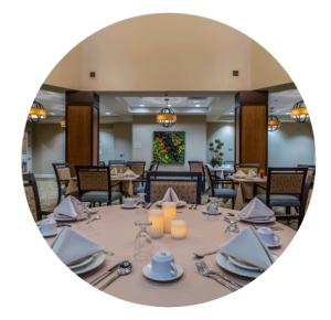 The Legacy at Falcon Point - Katy - Fine Dining