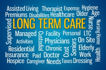 Types of long term care.