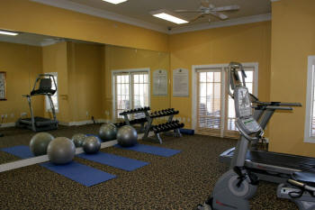 Exercise / Fitness Room