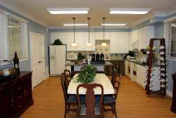 Mariposa Bay Colony Apartment Kitchen