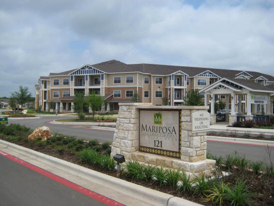 Mariposa Apartment Homes at River Bend 55+ Georgetown, Texas
