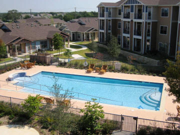 mariposa river bend georgetown tx 55+ Swimming Pool