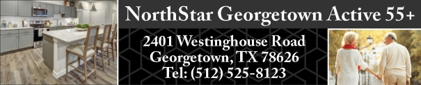 NorthStar Georgetown 55+ Apartments for Active Adult Living
