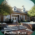 Preston Place Retirement Community, a Senior Living Community in Plano TX.