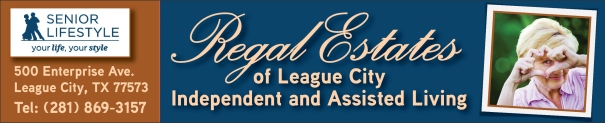 Regal Estates of League City Assisted Living Independent Living Community