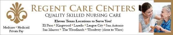 Texas Skilled Nursing Care Facilities - Regent Care Centers