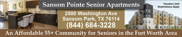 Affordable Senior Apartments | Fort Worth TX | Elder Options
