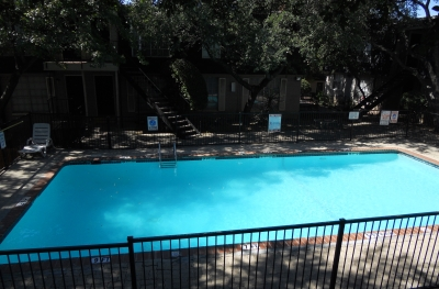 Santa Fe Trails Apts. Swimming Pool
