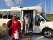 City of San Antonio Senior Transportation Services