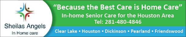 In Home Senior Care Clear Lake, Galveston, Houston, Kemah, League City, Webster