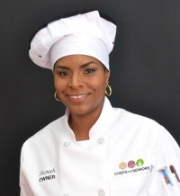 Shonah P. Jefferson, Executive Chef / Owner