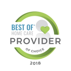 Synergy - Best Home Care Provider of Choice 2018