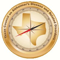 Texas Council on Alzheimer's Disease and Related Dementias - Logo