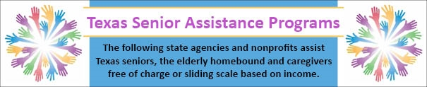 Senior Assistance Programs and Services in East Texas.