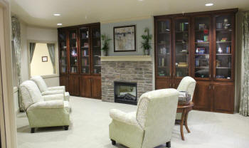 The Springs Memory Care - Living Area