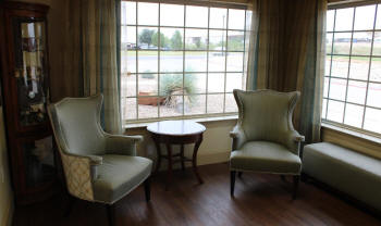The Springs Memory Care - Sitting Area