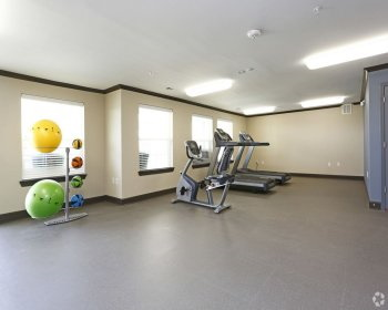 The Villages at Fiskville Fitness Room